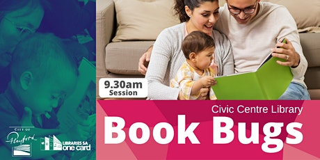 Book Bugs : Term 2 (9.30am) tickets