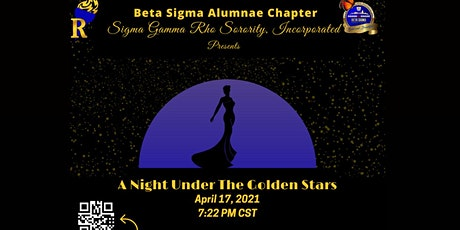 Annual Rhomania Event: A Night Under Golden Stars tickets