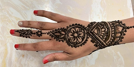 Term 2 2021 | Henna workshop tickets