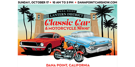 Dana Point Classic Car & Motorcycle Show tickets
