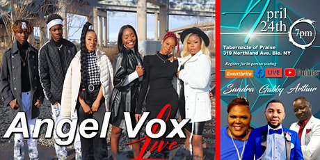 Tabernacle of Praise Buffalo presents Angel Vox Live tickets