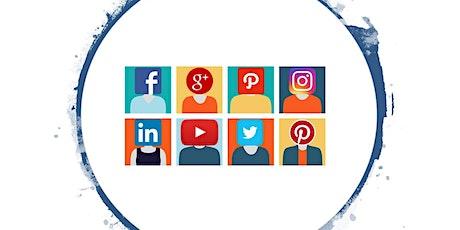 Building Your Social Media Presence tickets