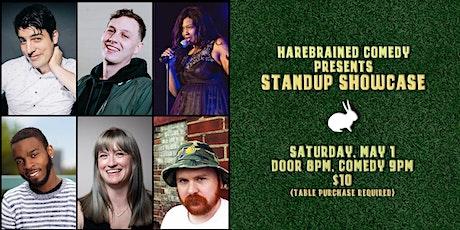 Harebrained Comedy presents Standup Showcase (Saturday) tickets