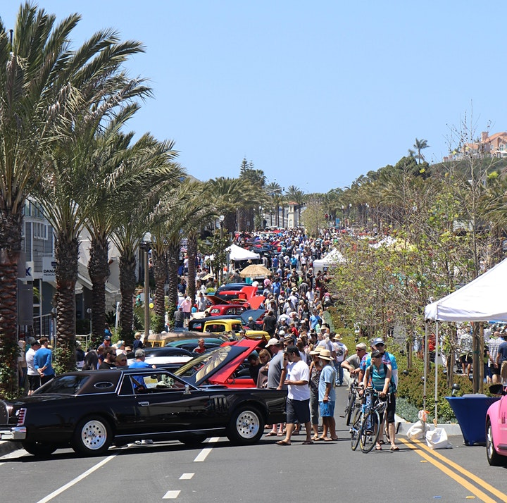 Dana Point Classic Car & Motorcycle Show image