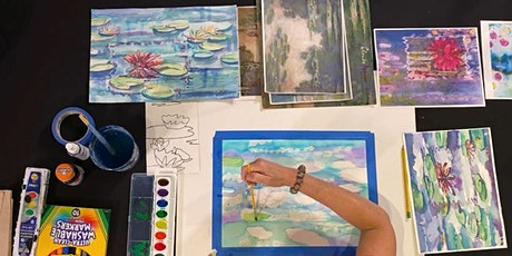 Watercolor  Wash with Deb Goley - Class 3: Lily Pond tickets