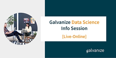 Galvanize Data Science Info Session tickets