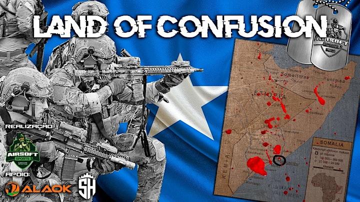 Imagem do evento Land of Confusion