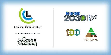 Westchester Citizens' Climate Lobby Environmental Group Panel Discussion tickets