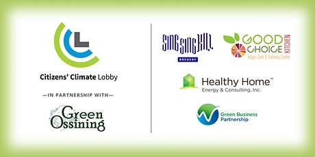 Westchester Citizens' Climate Lobby Business Panel Discussion tickets