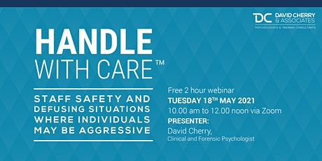 Handle with Care (TM) Webinar tickets