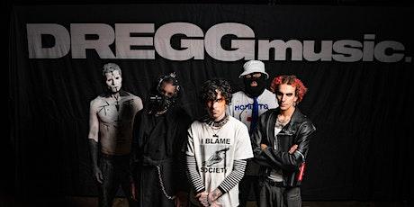 DREGG – THE INTERNET TOUR tickets