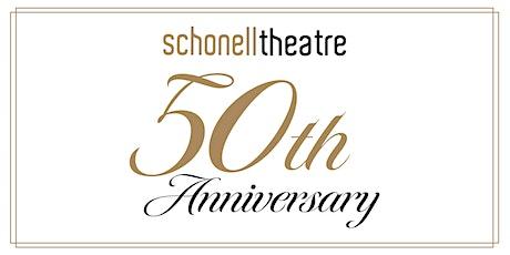 Schonell Theatre 50th Celebration tickets