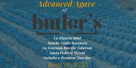 Advanced Agave Tasting tickets
