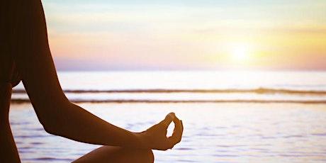 Beach Yoga + Meditation tickets