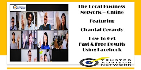 Fast and Free Results Using Facebook WorkRoom - The Local Business Network tickets