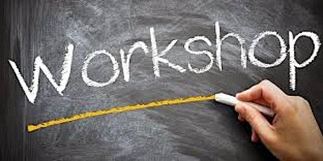 MWPHGLWA 2021 GRAND LODGE WORKSHOP - 1st Session billets