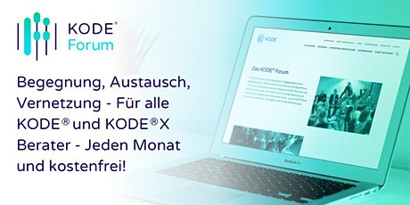 3. KODE® Forum 2021 Tickets