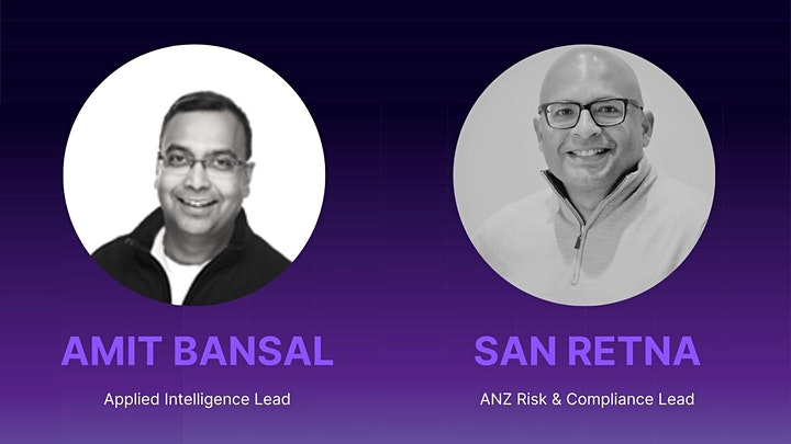 AI Powered Risk - Future Delivered Now | Sydney image