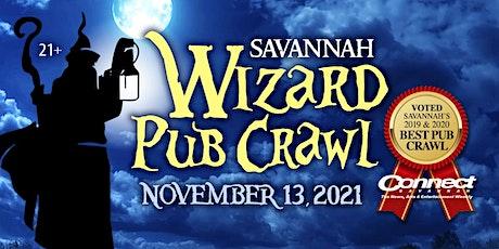 Wizard Pub Crawl (Savannah, GA) tickets
