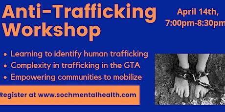 Anti Human Trafficking Workshop tickets