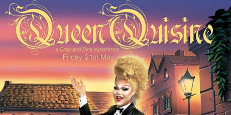 Queen Quisine, A Drag and Dine Experience tickets