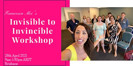 Workshop Secrets Masterclass - Brisbane! tickets