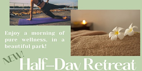 Second Edition! Half Day Retreat at Bishan Park tickets