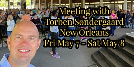 Kickstart Weekend in New Orleans, Louisiana  with Torben Sondergaard TLR tickets