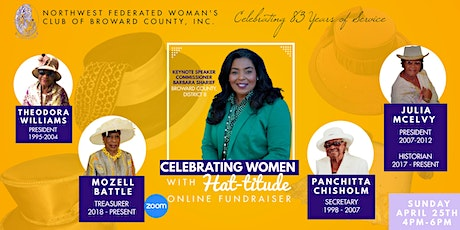 Celebrating Women With Hat-titude tickets
