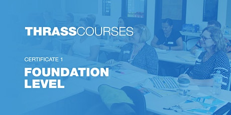 THRASS Foundation Level Training (School Holiday Course) tickets