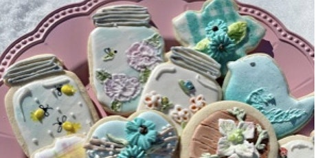 The Art of Cookies- Spring Time tickets