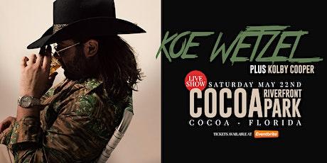 KOE WETZEL - Cocoa tickets