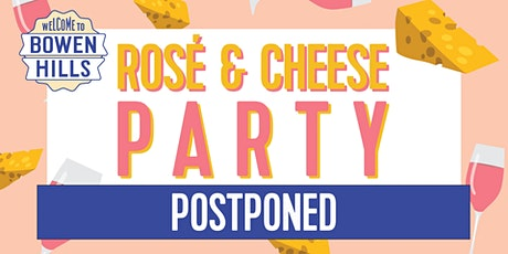 Rosé and Cheese Party tickets