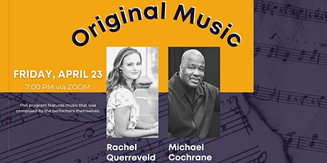 Original Music: Amber Evans, Rachel Querreveld & Michael Cochrane tickets