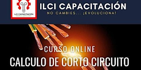 """Curso Gratuito México """"Cálculo de Corto Circuito"""" boletos"""