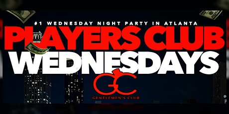 WEDNESDAY NIGHT VIP @ GENTLEMEN'S CLUB ATLANTA tickets