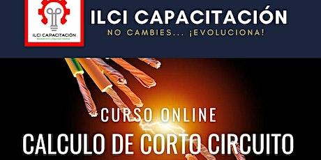"Curso Gratuito Latinoamérica ""Cálculo de Corto Circuito"" ingressos"