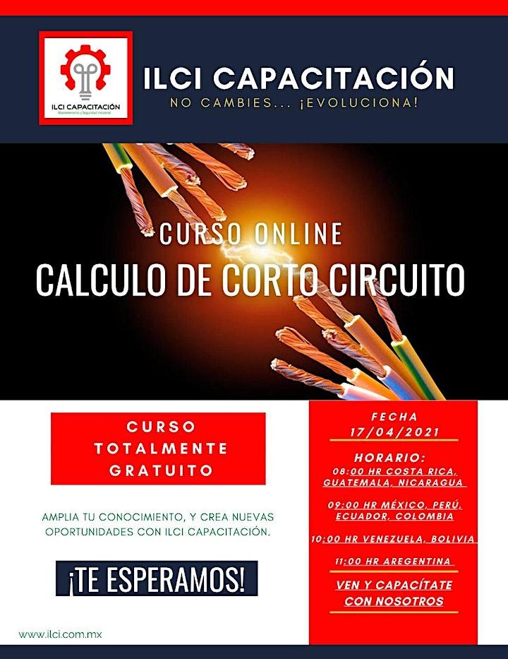 "Imagen de Curso Gratuito Latinoamérica ""Cálculo de Corto Circuito"""