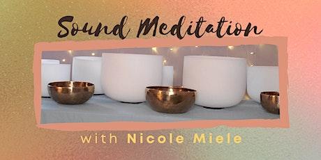 Sound Meditation @ Into Wishin' tickets