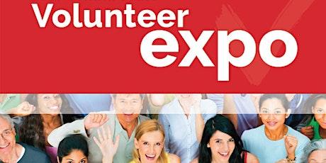 Volunteering Expo  6 October 2021 tickets