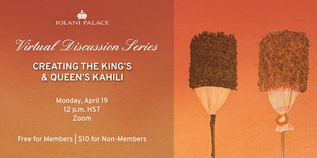 Creating the King's and Queen's Kahili boletos