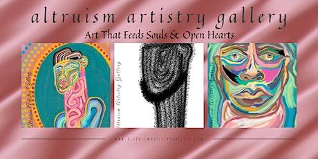 Altruism Artistry Gallery tickets