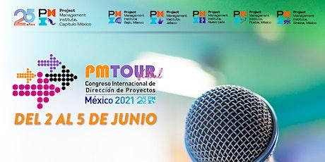 PMTOUR Virtual México 2021:Congreso Internacional de Dirección De Proyectos entradas