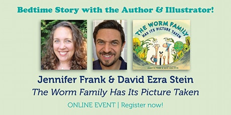 "Bedtime Story with the Creators: ""The Worm Family Has Its Picture Taken"" tickets"