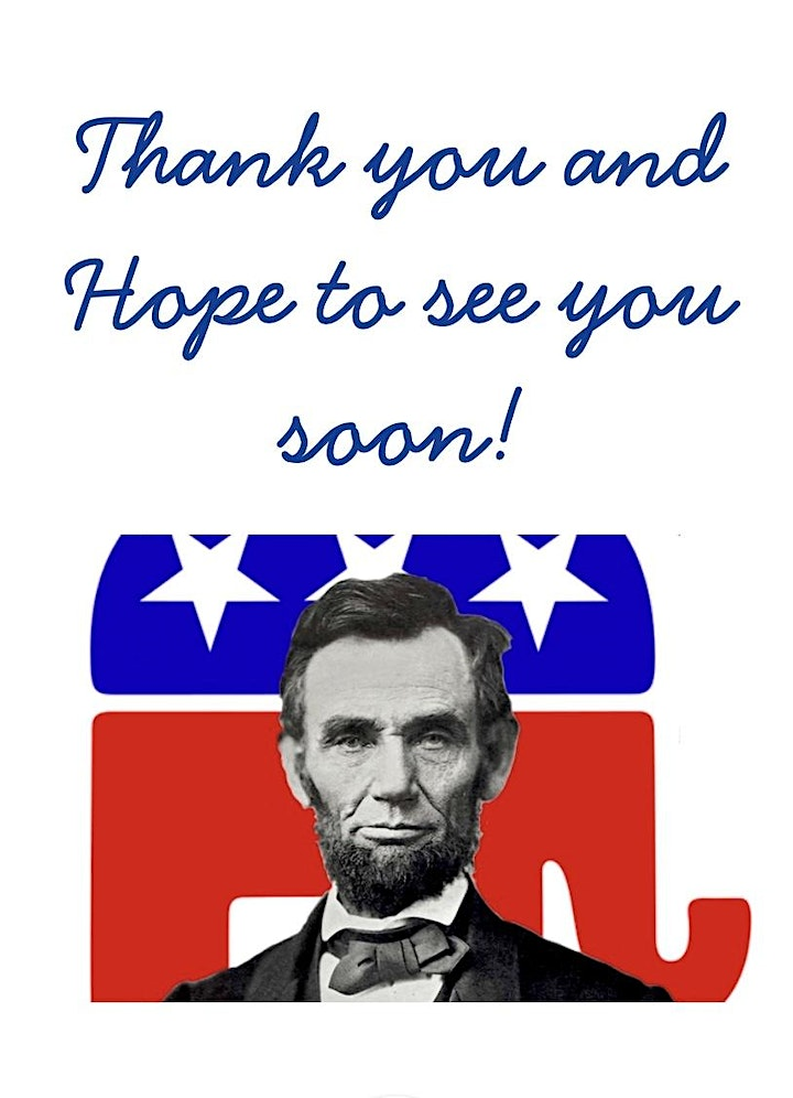 Woodcliff Lake Republican Club Lincoln Event image
