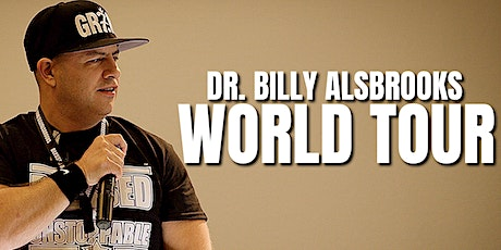(MYRTLE BCH) BLESSED AND UNSTOPPABLE: Billy Alsbrooks Motivational Seminar tickets