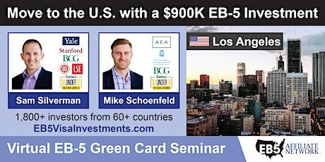 U.S. Green Card Virtual Seminar – Los Angeles, US tickets
