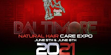 Baltimore Natural Hair Care Expo 2021 tickets
