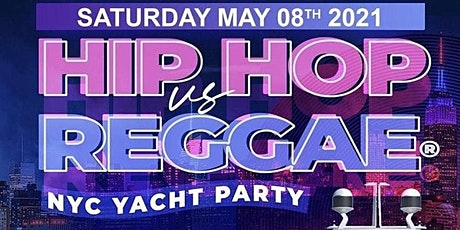 YACHT PARTY NYC - HipHop & Reggae® Boat Party + PRIVATE PARTY BUS tickets