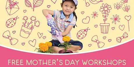Mother's Day Terracotta Pot Workshop tickets